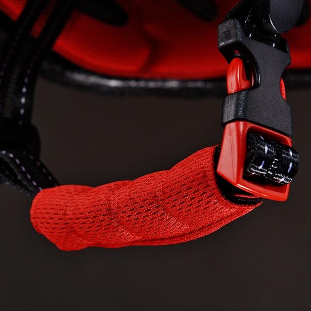 Rockbros luz ciclismo capacete da bicicleta ultraleve capacete integralmente moldado seguro 57-62cm mountain road bicicleta mtb capacetes 6