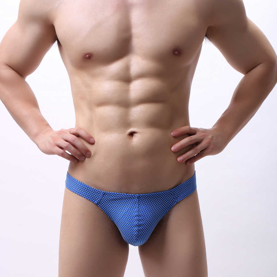 5 stücke Mens Unterwäsche Sexy Persönlichen Briefs Bikini G-string Tanga Jocks Tanga Unterhose Mann Penis Pouch Shorts Exotische T- zurück B703
