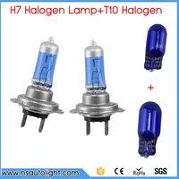 2pcs H7 Halogen Bulb 6500K Super White Led Auto Headlight Fog Light 2 PCS 501 194