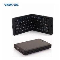 Foldable Ultra Thin Mini Wireless Bluetooth Keyboard For Windows Android IOS