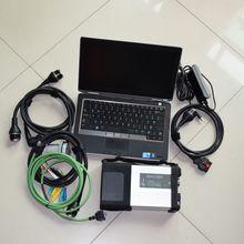 Herramienta de diagnóstico para vehículos mb c5 mb sd conecta 5 con hdd 2017.03 v software mb estrella c5 con el ordenador portátil e6320 (i5) de calidad superior