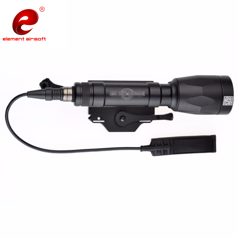 Image 5 - Airsoft Element Softair SF M620P Scout Light LED Surefir Weapon light Night Evolution Weapon Flashlight handheld Spotlight EX363-in Weapon Lights from Sports & Entertainment