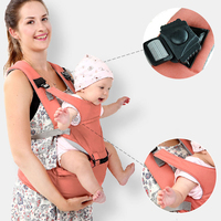 Baby Carrier Ergonomic Carrier Backpack Hip seat for newborn and prevent o type legs sling Baby Carrier Soft Breathable