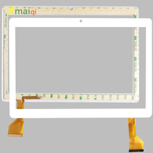 Novo Phablet Tela Sensível Ao Toque Para 10.1 polegada MaiTai MT 107 Externa tablet Digitador Sensor de Vidro Substituição Do Painel Multitouch