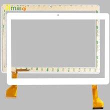 Nowy Phablet ekran dotykowy dla 10.1 cal obiekt MaiTai MT 107 tablet zewnętrzny Panel szkło digitizer wymienny czujnik Multitouch