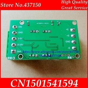Image 3 - Transdutor largo do amplificador do sinal do amplificador da pilha de carga da tensão atual do módulo 4 20ma 0 5 v do amplificador do transmissor do sensor de peso