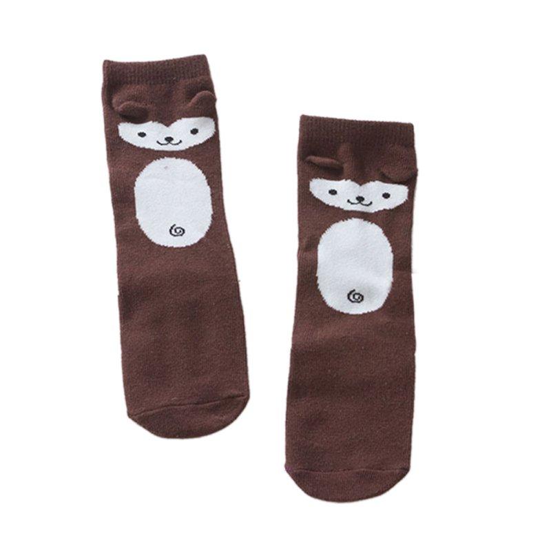 Baby Soft Socks Infant Toddler Kids Girls Cotton Knee High Socks 0-4Y