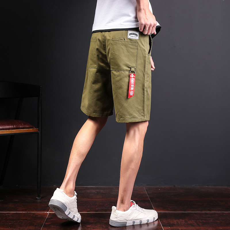 Baggy Shorts Work Trousers Short Hiphop Pro Combat Fake Designer Clothes Male Windbreaker Far Cry 3 Mens Clothes 2018 k222