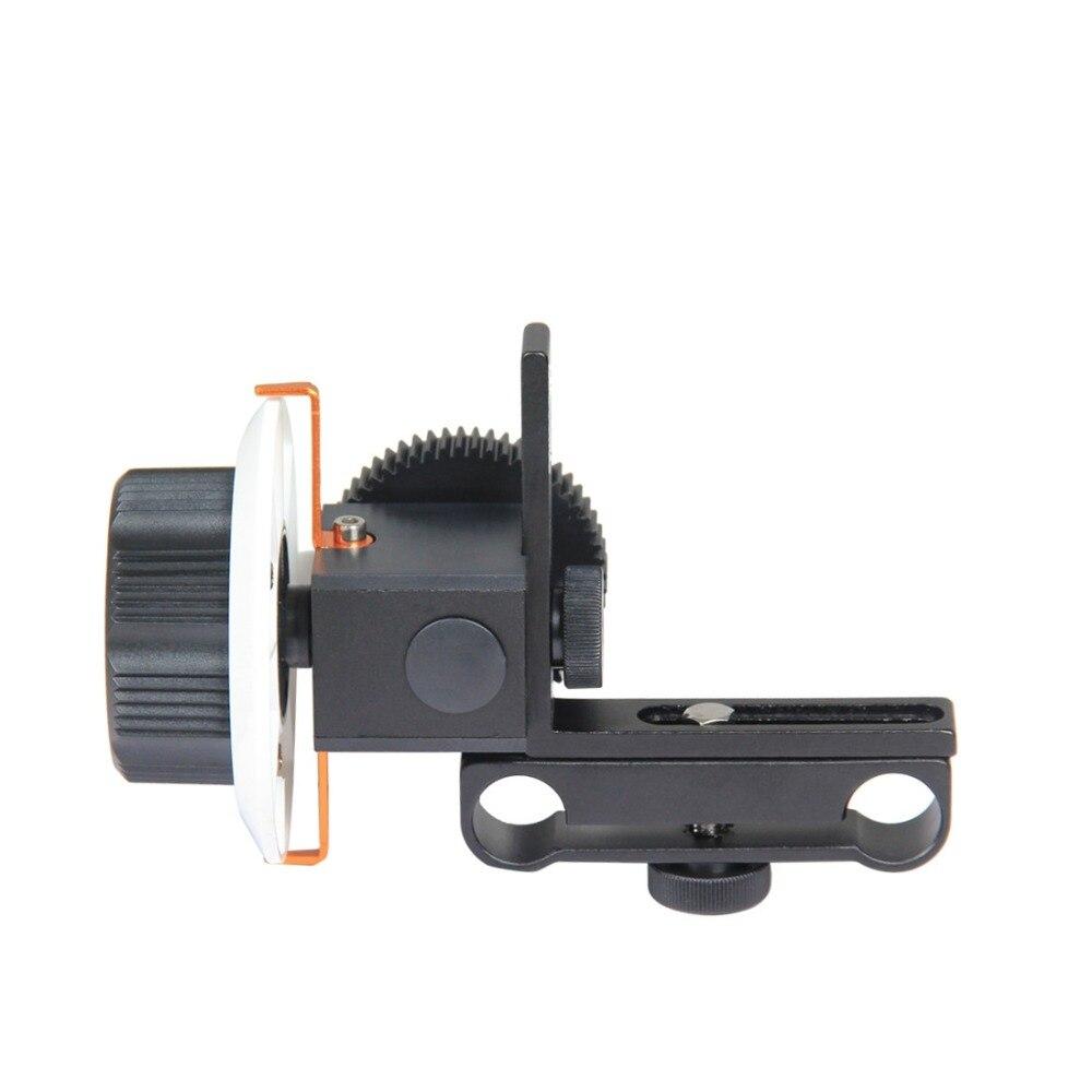 PULUZ jaula de cámara de vídeo jaula estabilizador de enfoque de seguimiento caja mate para Sony A7S/A7/A7R/A7RII /A7SII/Panasonic Lumix GH4 - 3