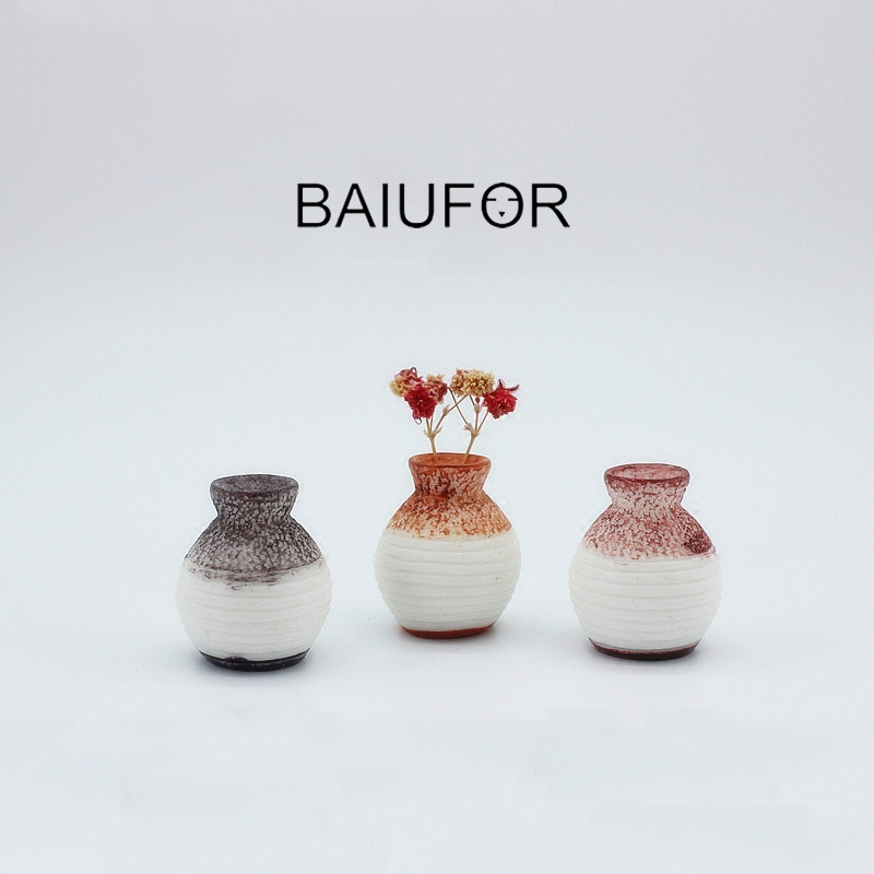 Buy Doll Furnishing Articles Resin Crafts Home Decoration: Aliexpress.com : Buy BAIUFOR Super Mini Vase Miniature