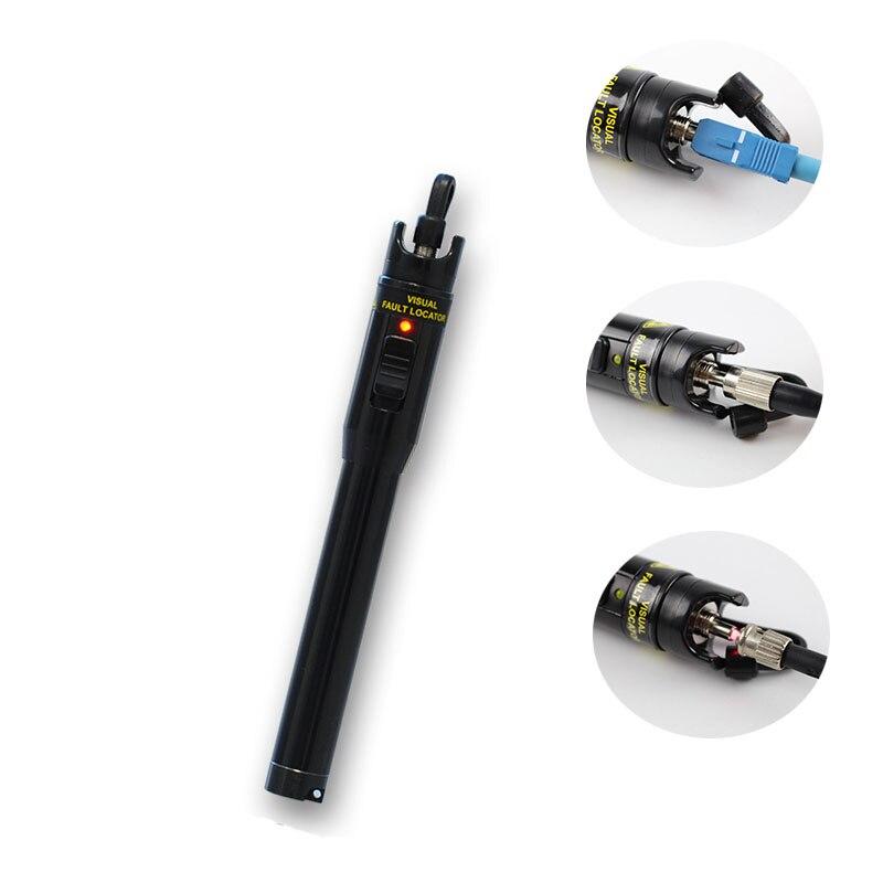 JW3105A 20 mW JW3105A localisateur visuel de défaut de type stylo détecteur visuel de défaut de Fiber optique portée de 20Km 650 + 10nm