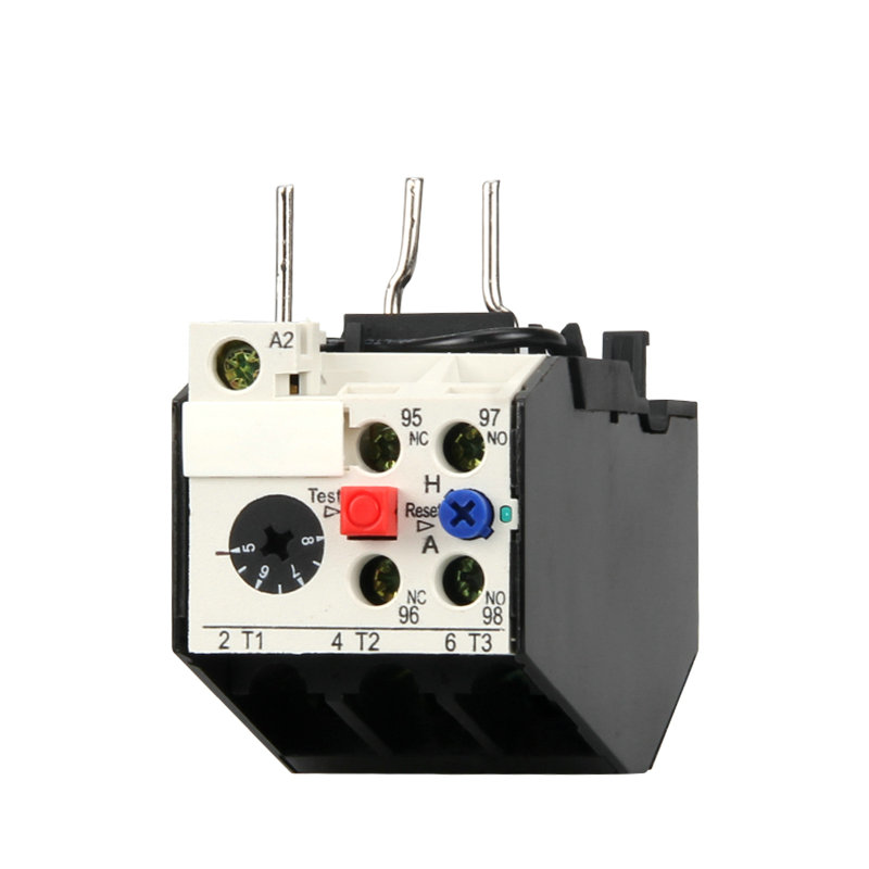 все цены на JRS2-12.5 3UA50 2A 1.25-2A Protective Thermal Overload Relays suit for CJX1 All Ampere онлайн