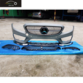 PP Front Bumper Body Kit fit for Mercedes Benz W205  C200 C250 C400 AMG