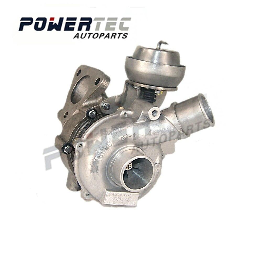 Turbocharger full 1515A170 turbo complete balanced for MITSUBISHI L200 2 5 DiD 4D56 2007 2009 VT16