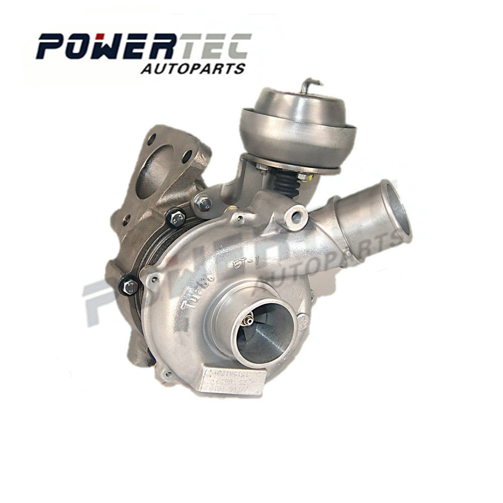 Turbocharger full 1515A170 turbo complete balanced for MITSUBISHI L200 2 5 DiD 4D56 2007 2009 VT16