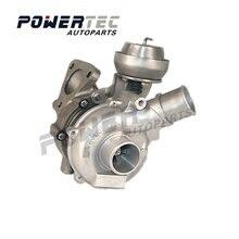 Турбокомпрессор полный 1515A170 turbo полный и сбалансированный для MITSUBISHI L200 2,5 сделал 4D56 2007-2009 VT16 VAD20022 турбины
