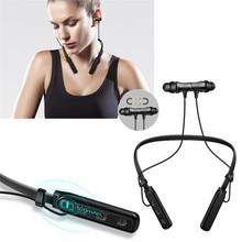 Bluetooth Wireless Headphone Stereo Sports Earbuds In-Ear Earphone Headset Free Shipping H3T5