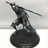 18cm Dark Souls Doll Faraam Knight Artorias The Abysswalker PVC Action Figures Toys Kids Gifts