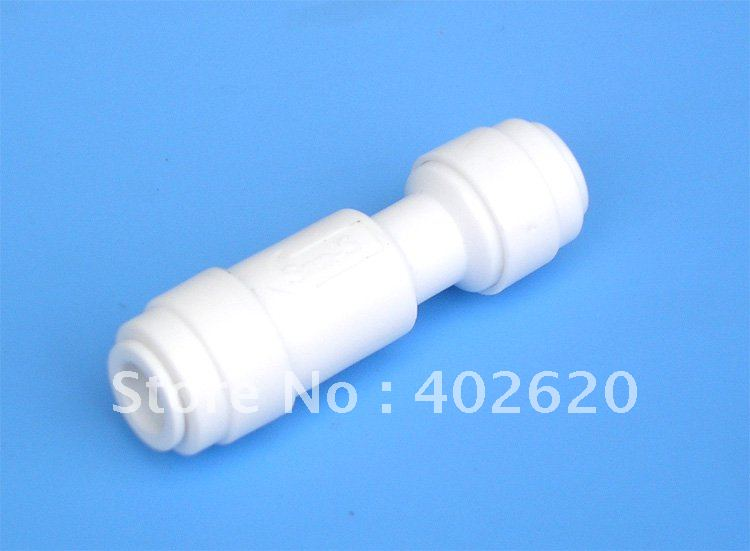 Vu1/4 Обратный клапан воды, фитинги пластиковые, фитинги, обратный клапан, 200 шт./компл