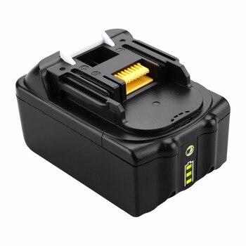 LED 18V 4000mah Battery Replacement for Makita BL1815 BL1830 BL1835 LXT400 194204-5 194205-3 194309-1 BDF450