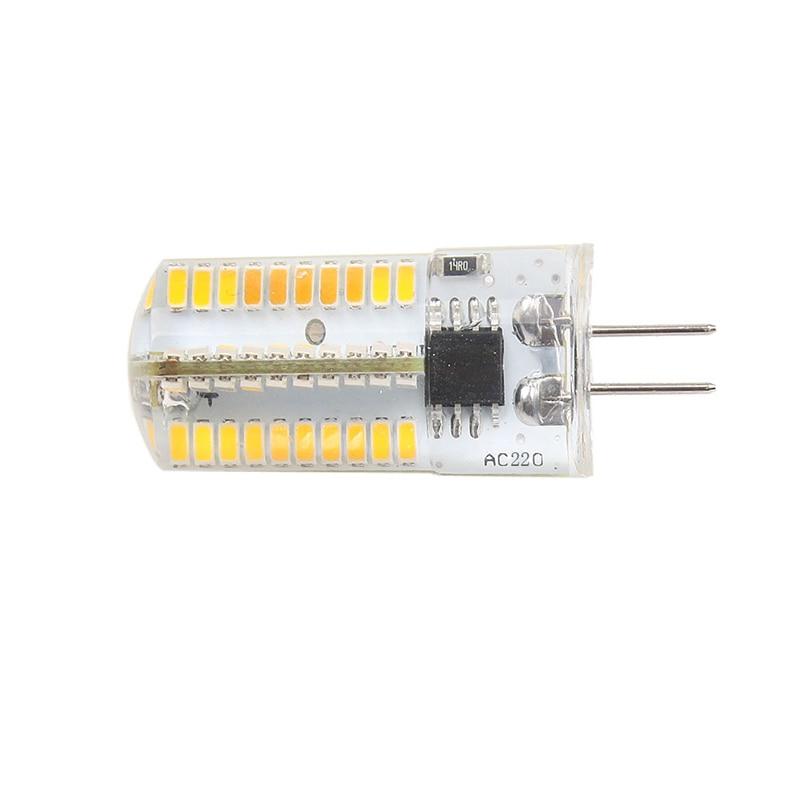 Lights & Lighting Light Bulbs 4pcs/lot Lampada Led Lamp G9 G4 Ac 220v Amparas Bombillas Led Bulb G4 Cob Chip Replace Halogen Lamp For Chandelier Free Shipping
