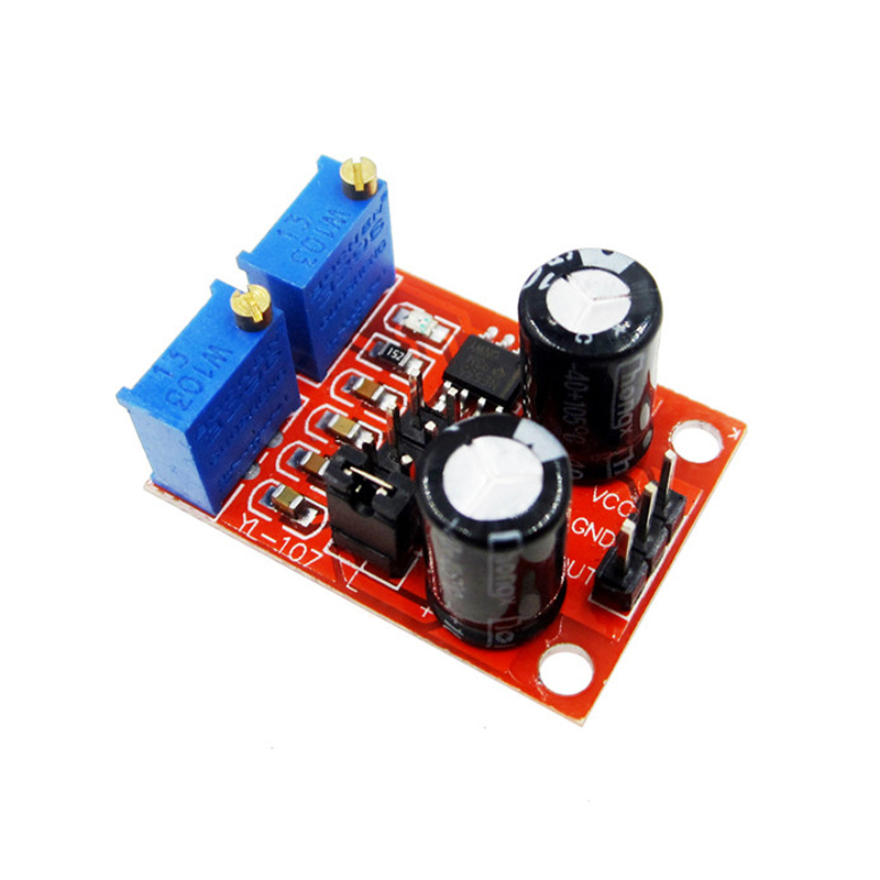 10Pcs NE555 Pulse Generator Frequency Duty Cycle Adjustable Module Square/Rectangular Wave Motor Driver With LED Indicator 5V exerpeutic lx905 training cycle with computer and heart pulse sensors