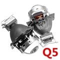 LHD caliente Para Hid Bi Xenon Lente Del Proyector para la Linterna Del Coche 3.0 Koito Q5 35 W Puede Utilizar con D1S D2S D2H D3S D4S