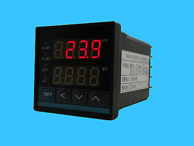 New Universal Digital PID Temperature Controller with SSR Output and 2 Alarms rakesh kumar and vineet shibe comparision conventional pid controller