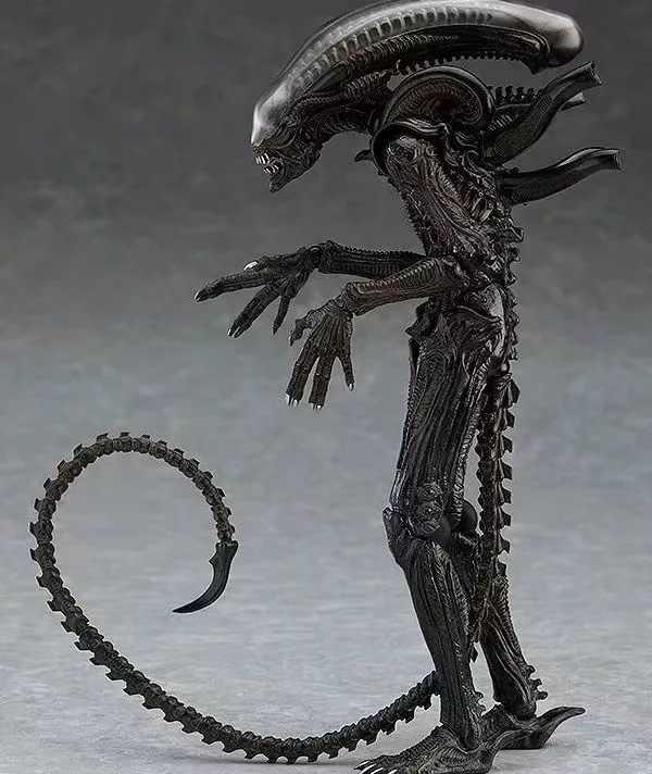FIGMA SP-108 Alien Takayuki Takeya Versi PVC Action Figure Collectible Model Mainan