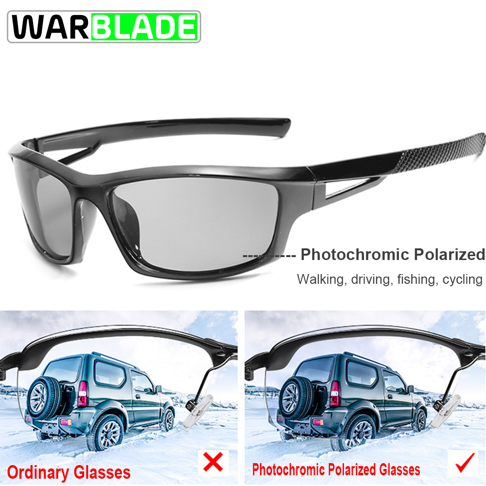 Photochromatic Cycling Glasses Road Bike Sunglasses Women Outdoor Goggle Sport Bicycle Eyewear Accessories Oculos Ciclismo
