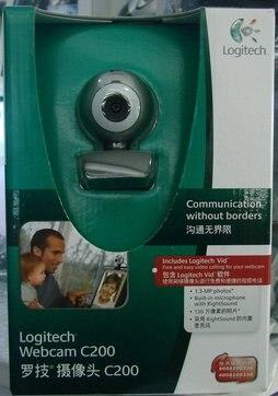 LOGITECH C200 WEBCAM DRIVER WINDOWS XP