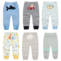 Y108 Baby PP Pants  Trousers Kid Wear Busha Baby Pants Cartoon Boy Infant Toddlers Clothing Creppers Cotton Pant Color optional