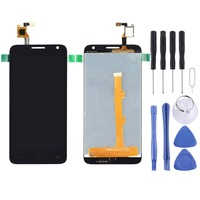 High Quality LCD Screen and Digitizer Full Assembly Replacement For Alcatel One Touch Idol 2 Mini S / 6036 / 6036Y With Tools