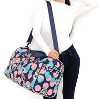 Frauen Große Reisetasche Klapp Duffle Tasche Tragbare Reise Veranstalter Wochenende Taschen Crossbody Große Übernachtung Taschen Wasserdicht Tote