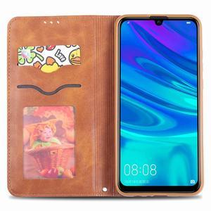 Чехол с откидной крышкой для Huawei Honor 10i 20i P Smart Plus, 2019, роскошный Магнитный кошелек, кожаная сумка для телефона Honor 10 20 i Coque
