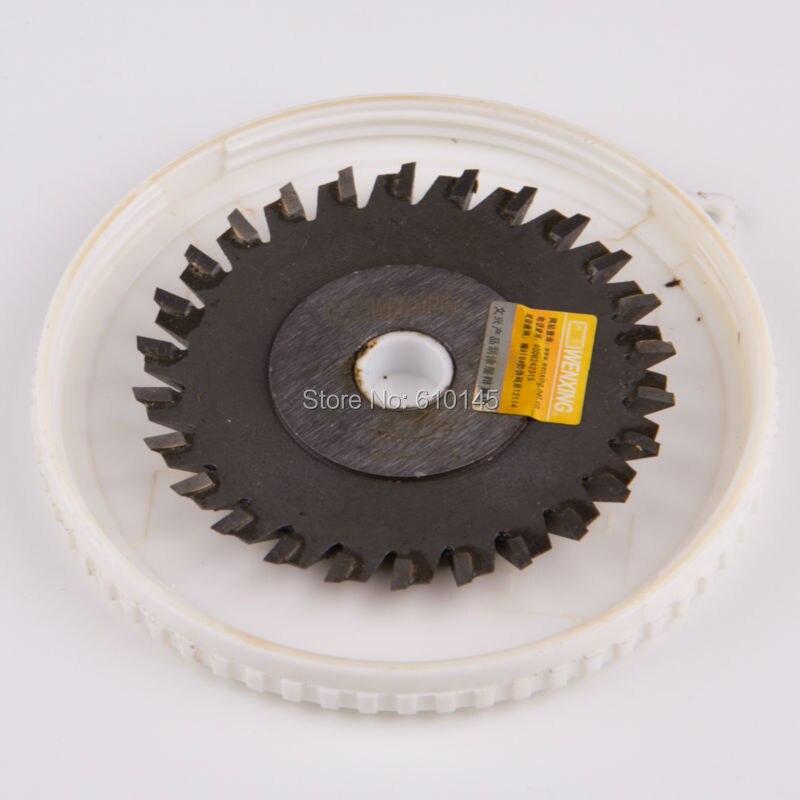 NO:0011C1.C.C tungsten WENXING key cutter blade 70*12.7*7.3mm saw blade цены