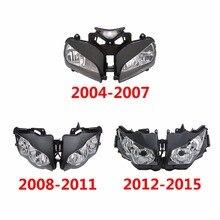 دراجة نارية جبهة العلوي ضوء الجمعية لهوندا CBR1000RR CBR 1000RR 2004 2007 2008 2011 2012 2015
