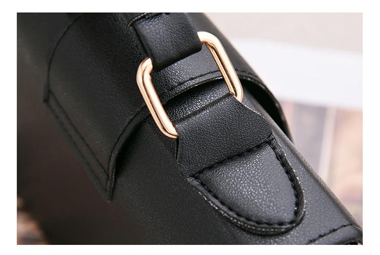 Women Bag Leather Handbags PU Shoulder Bag Small Flap Crossbody Bags for Women Messenger Bags 36
