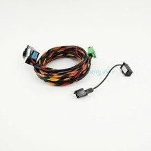 Bluetooth Жгуты проводки кабеля 9W2 9W7 для VW Гольф Jetta Passat RCD510 RNS510