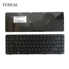 Новый русский клавиатура для HP Compaq G56 G62 CQ62 CQ56 CQ56-100 RU Клавиатура ноутбука