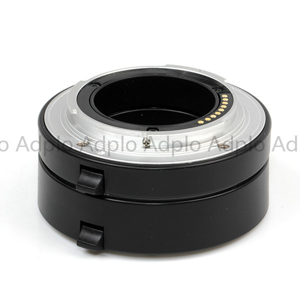 Meike Automatic AF Auto Focus Macro Electronic Extension Tube Set for CANON EOS-M Camera kwen cn sj1 macro extension tube set for canon black