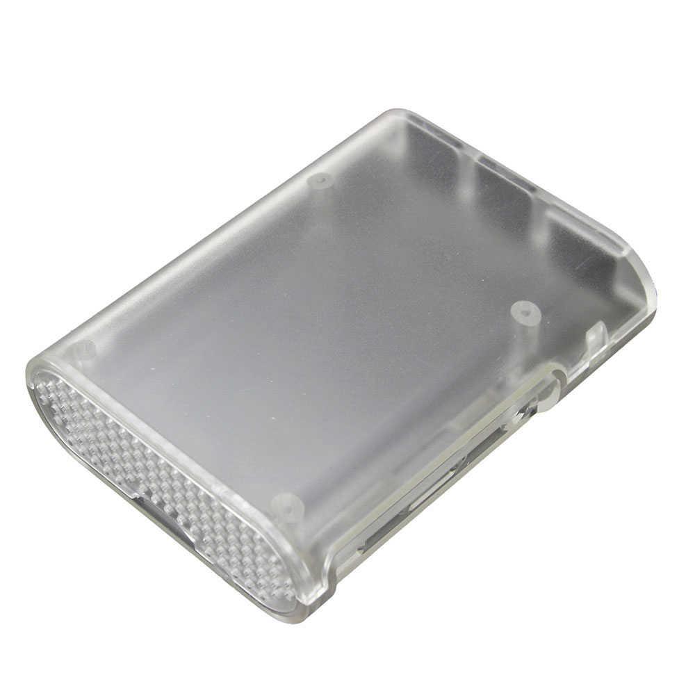 Raspberry Pi 3 Model B Plus & Raspberry Pi 3 2 Black Case Cover Shell Enclosure Box ABS Box Raspberry Pi 3 Case