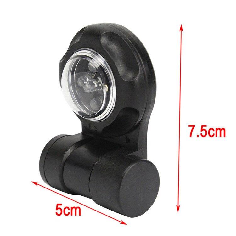 Купить с кэшбэком Signal light VIP infrared LED safety light outdoor survival emergency flasher