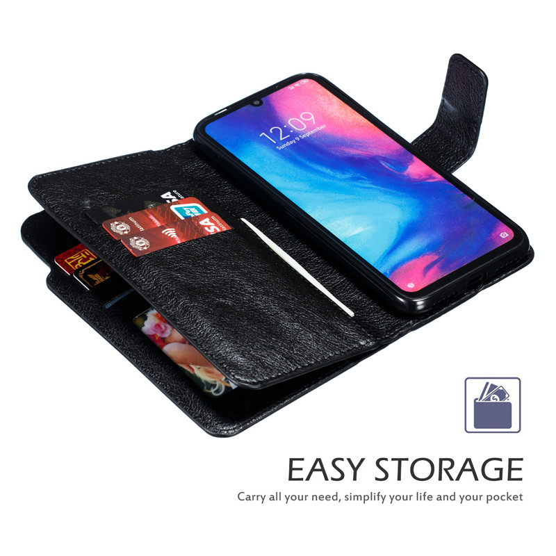 Leather <font><b>Cases</b></font> For <font><b>Xiaomi</b></font> Redmi K20 Note 7 6 5 Pro 4 4X <font><b>Case</b></font> Cover <font><b>Wallet</b></font> Magnet <font><b>Flip</b></font> Phone <font><b>case</b></font> For <font><b>Xiaomi</b></font> <font><b>Mi</b></font> <font><b>9</b></font> <font><b>Mi</b></font> 8 Lite <font><b>Case</b></font> image