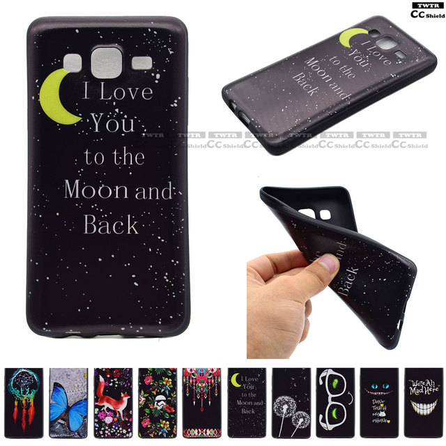 Case for Samsung Galaxy ON5 ON 5 SM-G5500 SM-G550T G550TL SM-G550FY Case Phone Cover for G550T G550T1 G550TL G550FY soft TPU