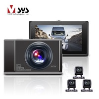 Hot Selling 1080P FHD 4CH Camera DVR 360 Panorama System For Heavy Truck Dvr With GPS