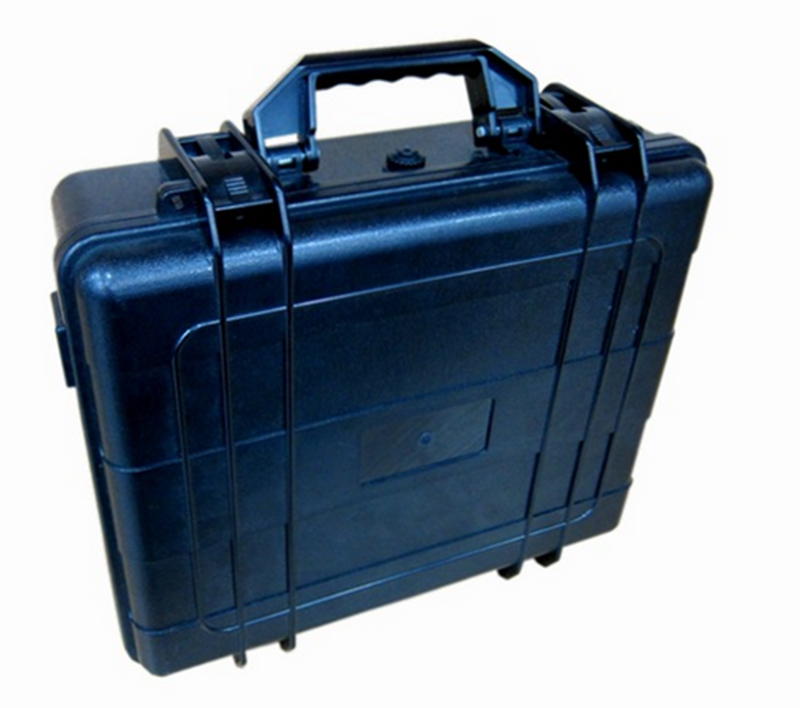 405*365*136mm Plastic Tool Case Toolbox Impact Resistant Sealed Waterproof Equipment Camera Case With Pre-cut Foam