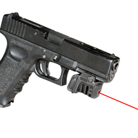 Drop shipping Laserspeed laser red dot sight 635nm 650nm laser sights for guns accesorios para glock 19
