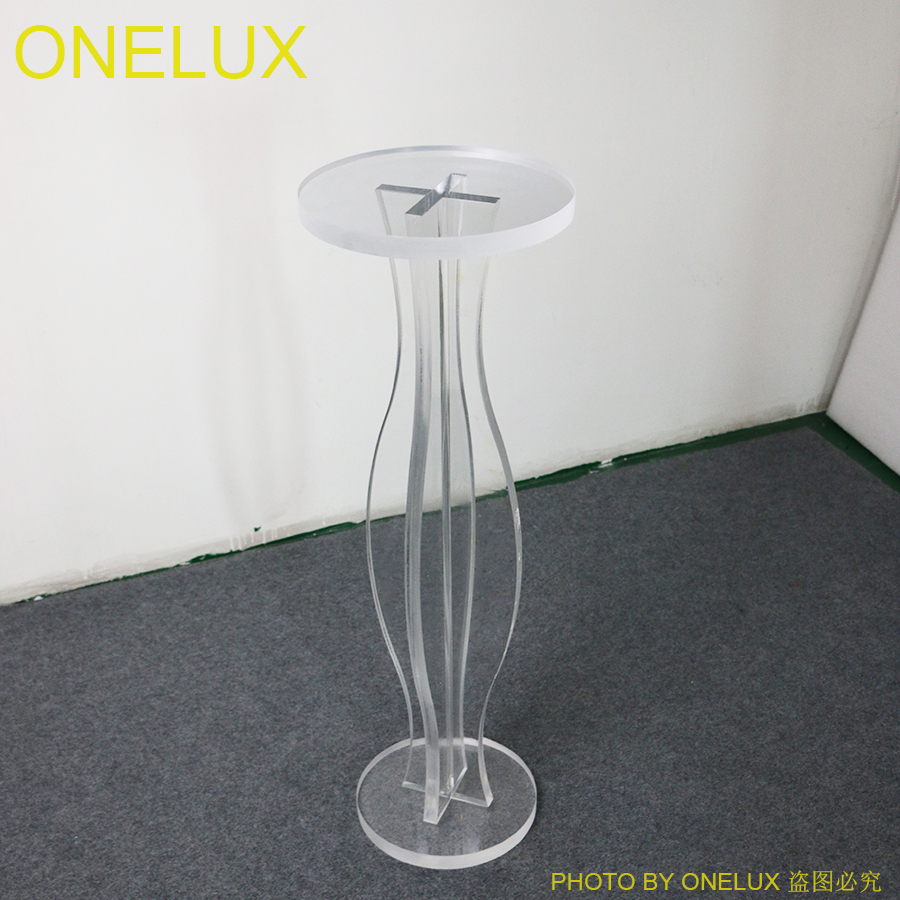 Stand, Acrylic, Flower, Modern, Transparent, Plexiglass