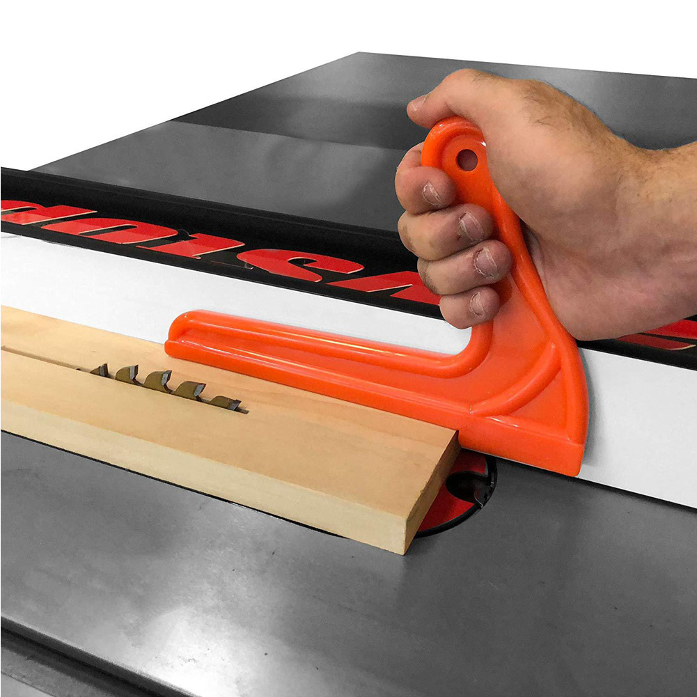 Push Stick Safety Hand Protection Sawdust Wood Saw Push Stick Set For Carpentry Table Woodworking Blade Router Hand Tool